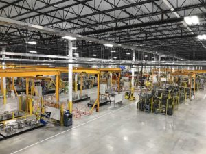 prototype manufacturing plant