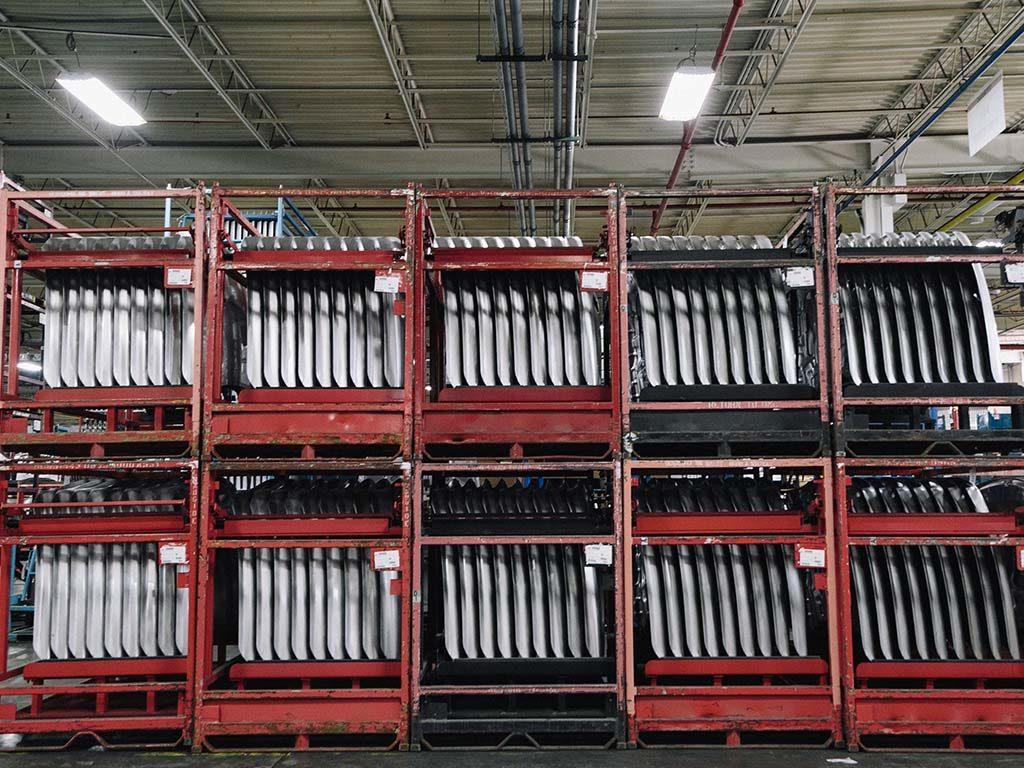 production sheet metal