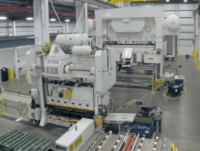 sheet-metal-presses