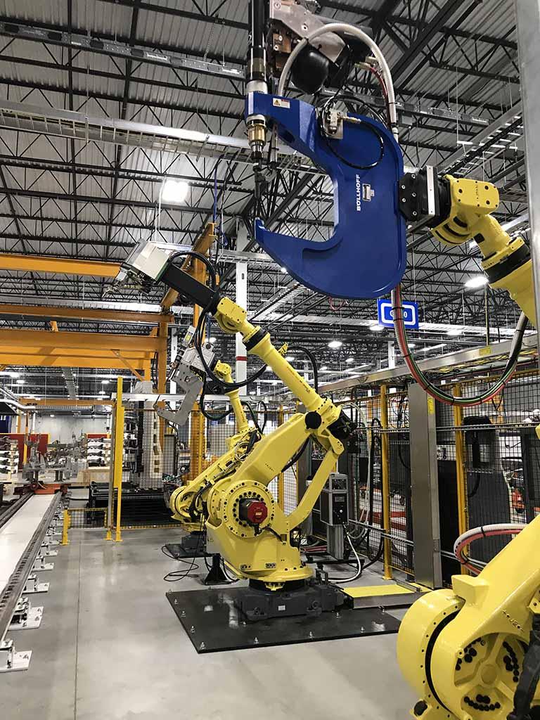 robotic joining methods